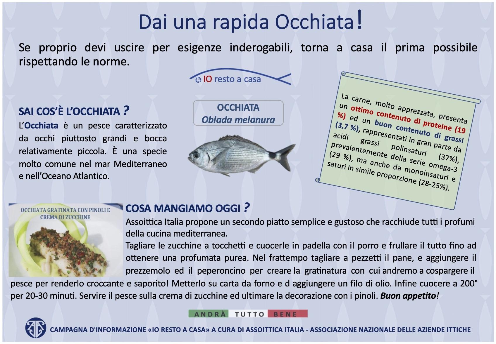 2 Camapagna Assoittica per Coronavirus Occhiata